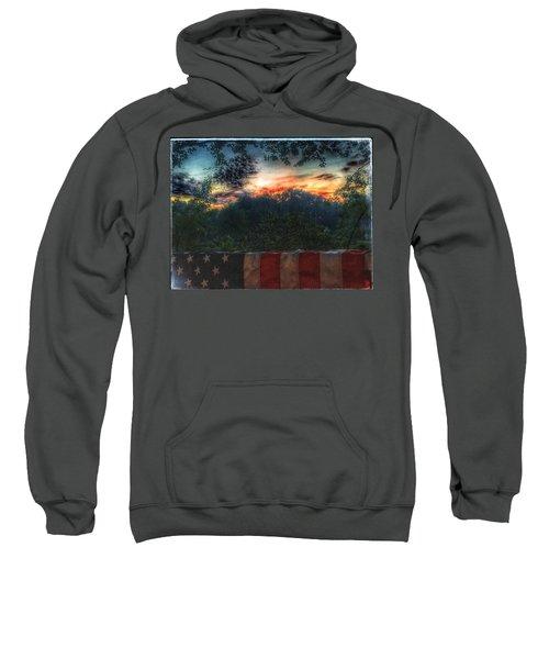 Stars Stripes And Skies Forever Sweatshirt