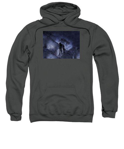 Stars Walking Sweatshirt