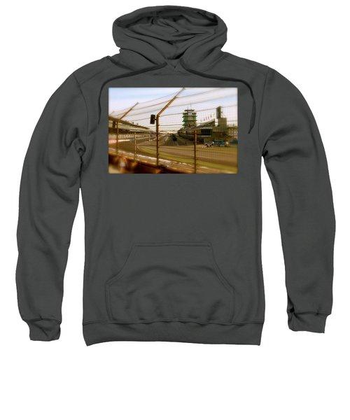 Start Finish Indianapolis Motor Speedway Sweatshirt