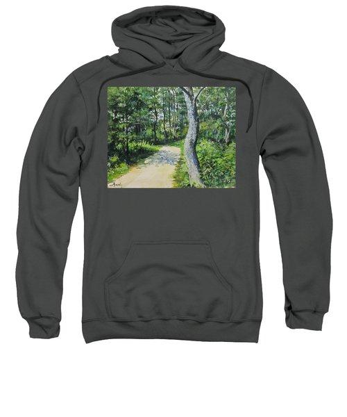 Start Of The Trail Sweatshirt