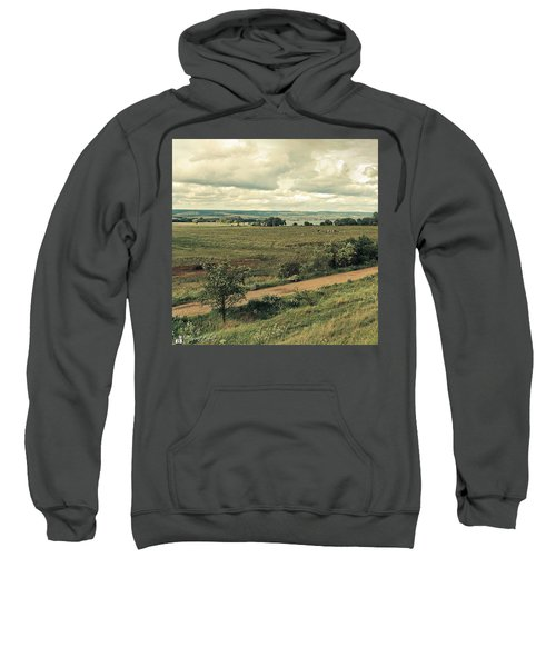 Stausee Kelbra  #nature  #flowers Sweatshirt