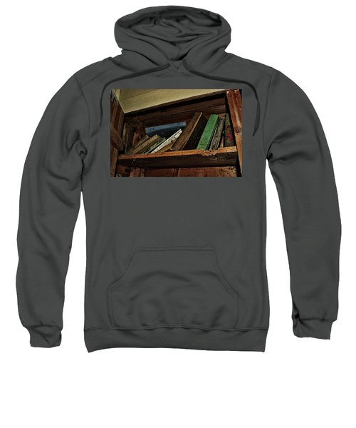 Stay A While And Listen Sweatshirt