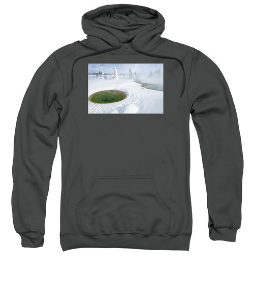 Steam And Snow Sweatshirt