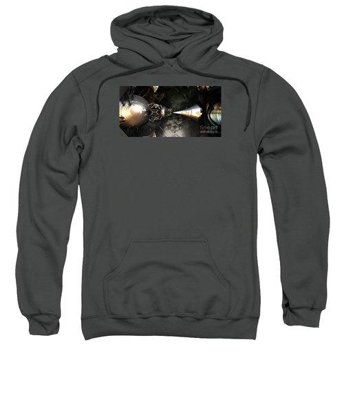 Steampunk Siren Sweatshirt