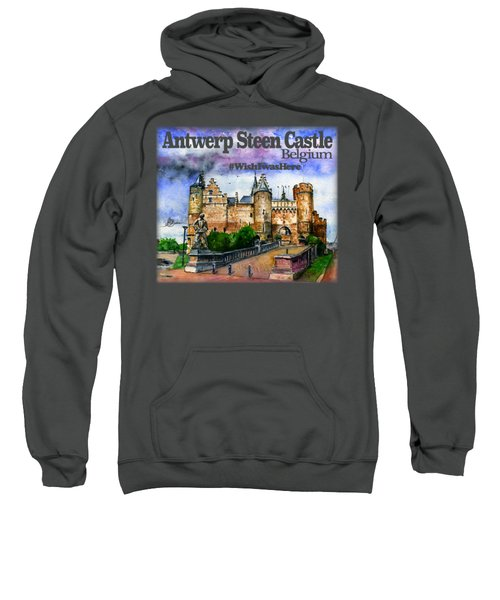 Steen Castle Antwerp Sweatshirt