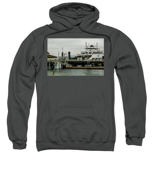 Steilacoom Ferry,washington State Sweatshirt