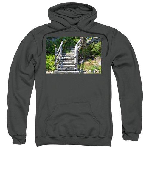 Stepping Up Sweatshirt