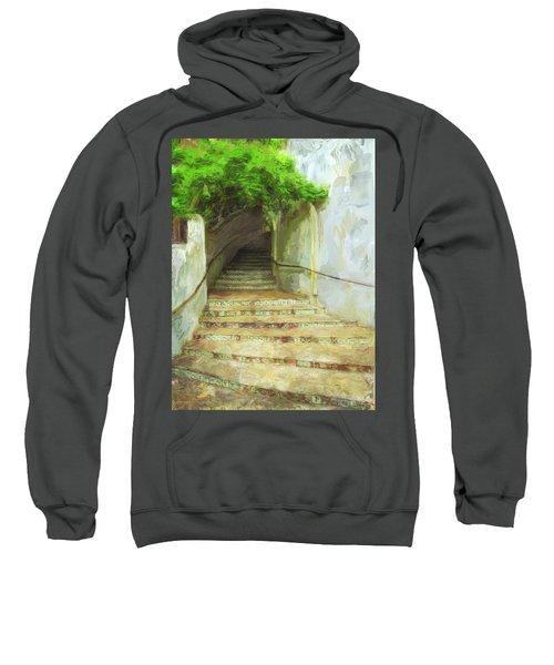 Steps To La Villita Sweatshirt