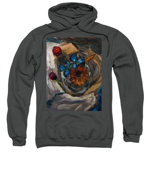 Still Life Abstract Sweatshirt
