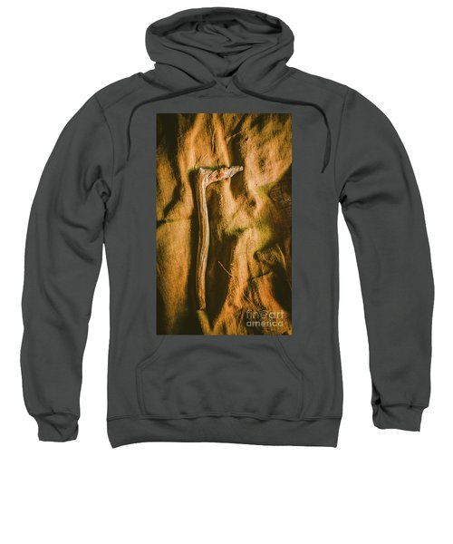 Stone Age Tools Sweatshirt