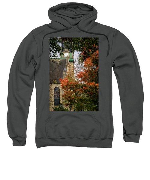 Stone Chapel Fall Sweatshirt
