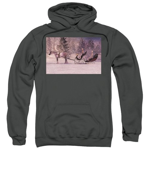 Stopping By Woods Sweatshirt