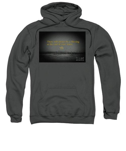 Storm Blessings Sweatshirt