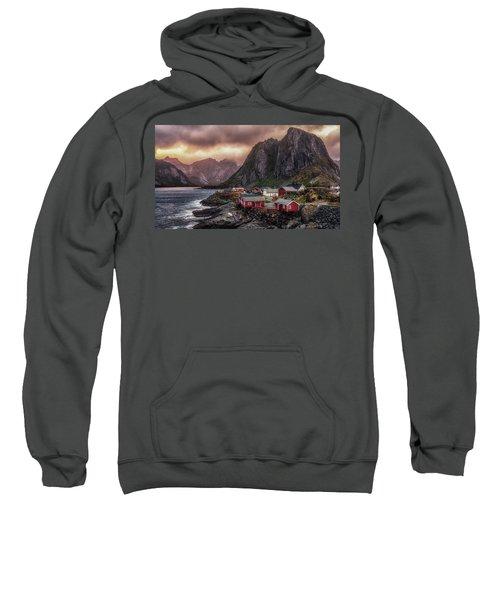 Stormy Hamnoy Sweatshirt
