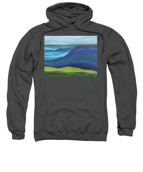 Stormy Lake Sweatshirt