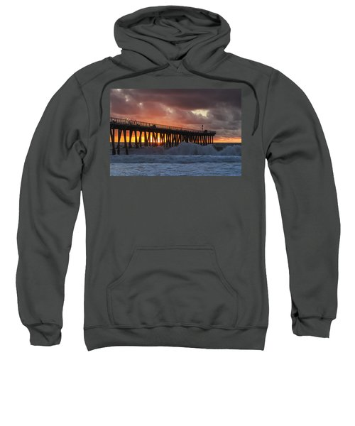 Stormy Sunset Sweatshirt
