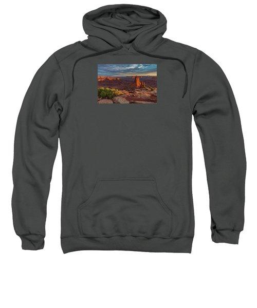 Stormy Sunset - Marlboro Point Sweatshirt