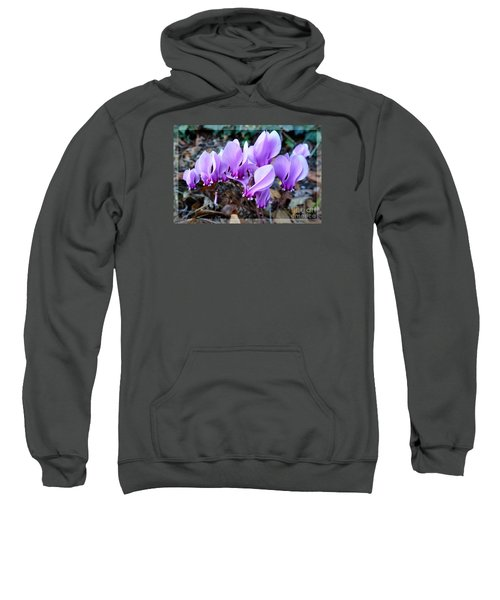 Strange Flower 4 Sweatshirt