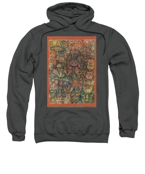 Strange Garden Sweatshirt