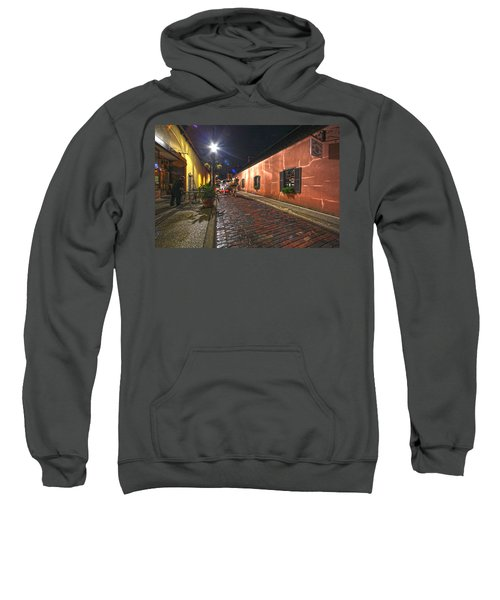 Streets Of St Augustine Sweatshirt