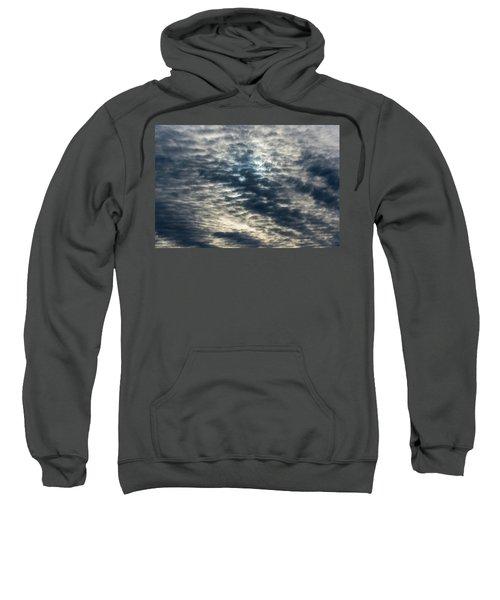 Striated Clouds Sweatshirt