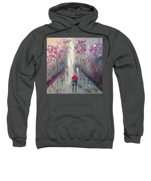 Strolling Sweatshirt by Roxy Rich