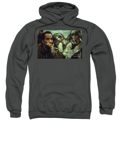 War On Three Sweatshirt