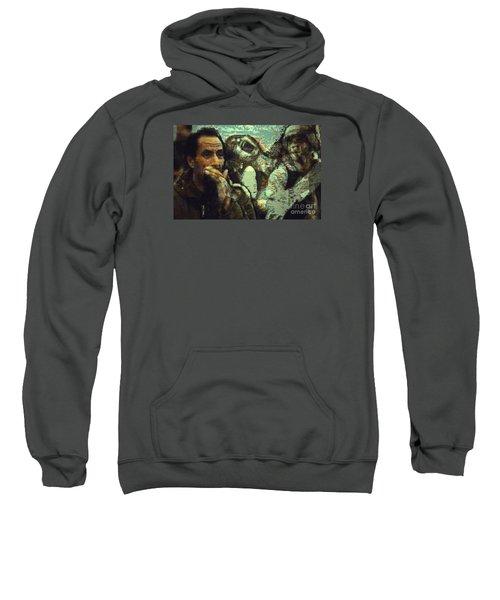 War On Three Sweatshirt