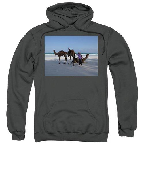 Stubborn Wedding Camels Sweatshirt
