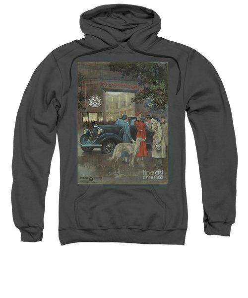 Studebaker #8704 Sweatshirt