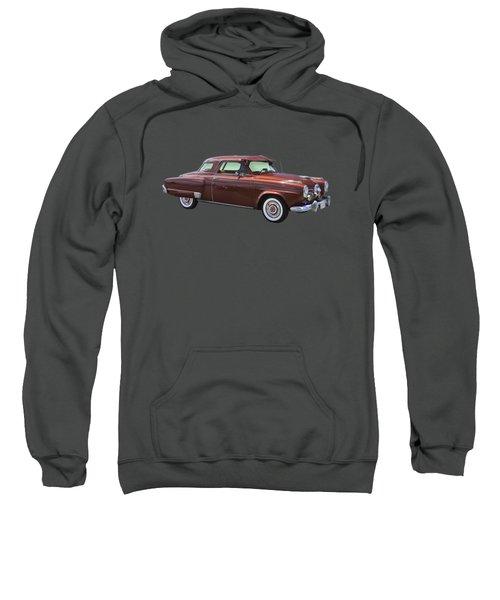 Studebaker Champian Antique Car Sweatshirt
