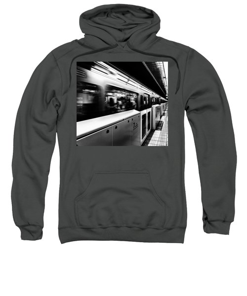 Subway Sweatshirt