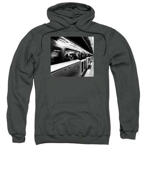Subway Sweatshirt
