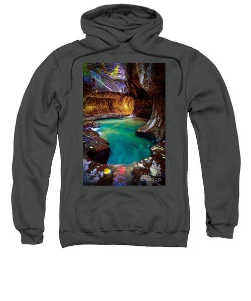 Subway Sanctum Sweatshirt