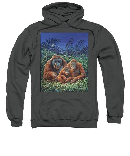 Sumatra Orangutans Sweatshirt