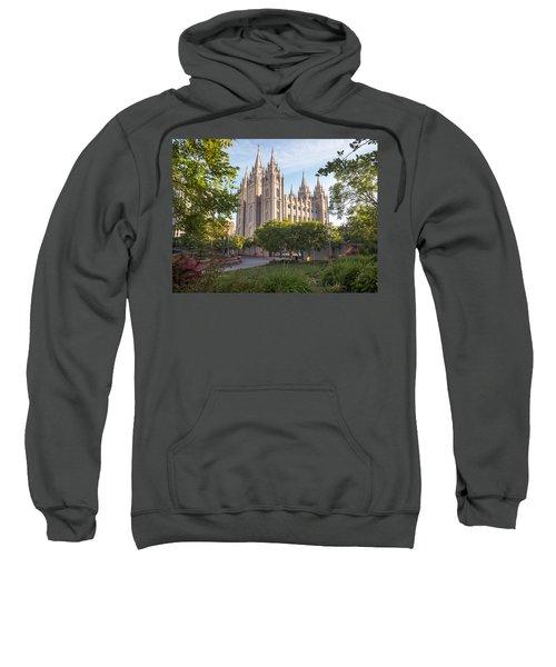 Summer At Temple Square Sweatshirt