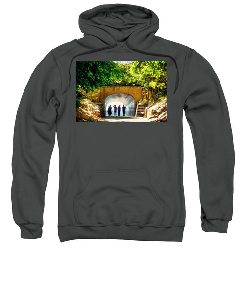 Summer At Tunnel Park Sweatshirt
