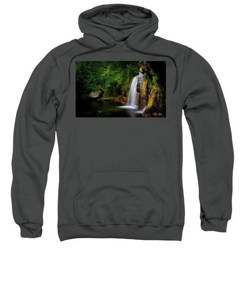 Summer At Wolf Creek Falls Sweatshirt