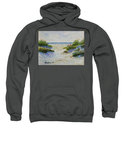 Summer Beach Sweatshirt