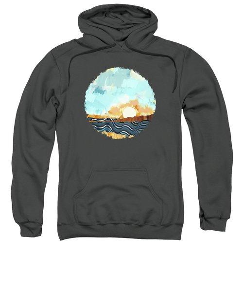 Summer Beach Sunset Sweatshirt
