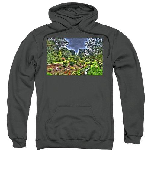 Summer Blarney Garden Sweatshirt