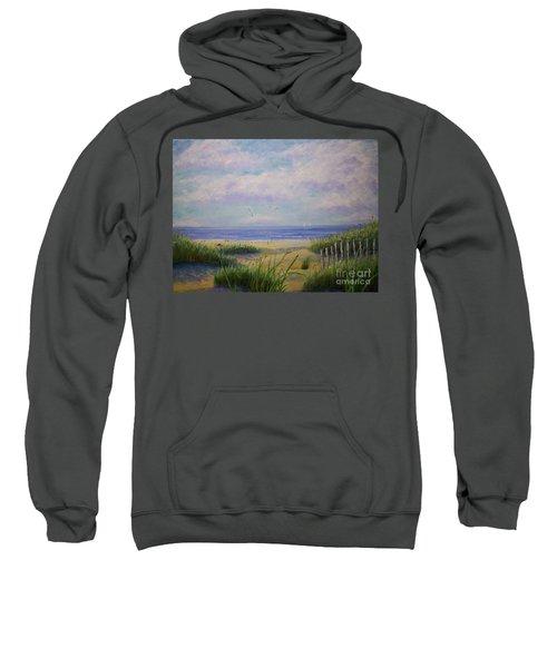 Summer Day At The Beach Sweatshirt
