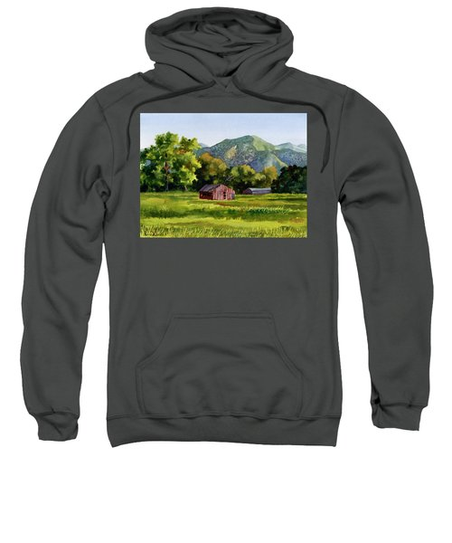 Summer Evening Sweatshirt