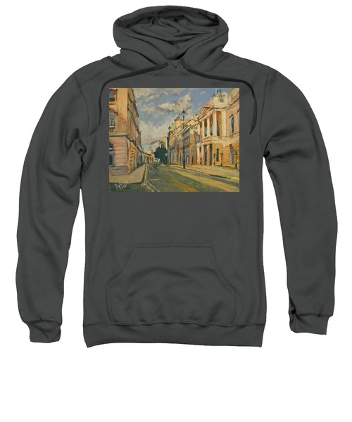 Summer Evening Pall Mall London Sweatshirt