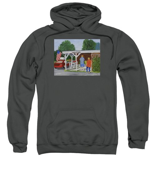 Summer Farm Stand Sweatshirt