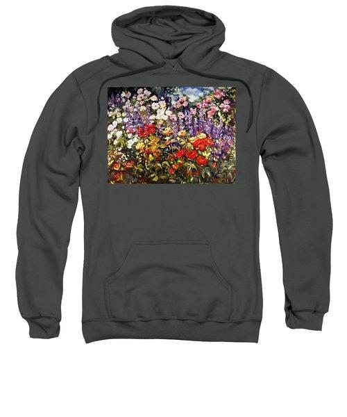 Summer Garden II Sweatshirt