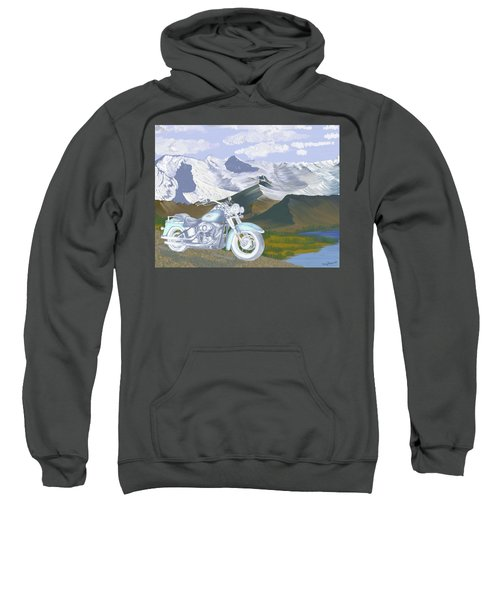 Summer Ride Sweatshirt