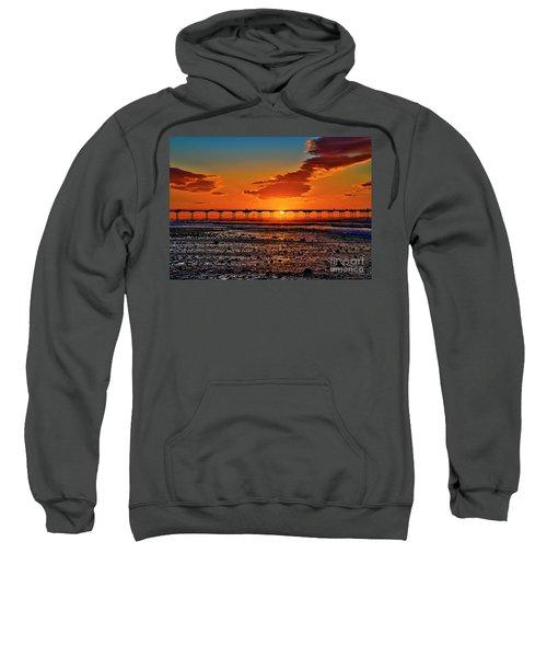 Summer Solstice Sunset Sweatshirt