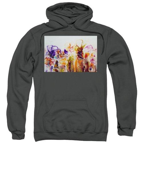 Summer Splendor  Sweatshirt
