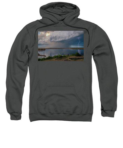 Summer Thunderstorm Sweatshirt
